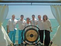 Edelstein-Balance®-Team im Mardan-Palace